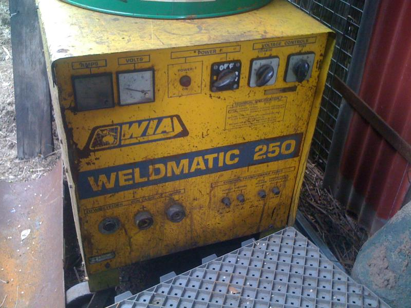 for sale Wia welder